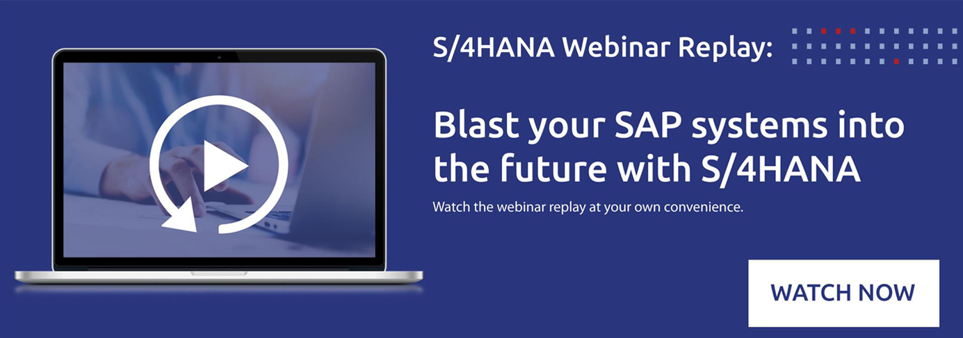 Converting to SAP S/4HANA: technical options