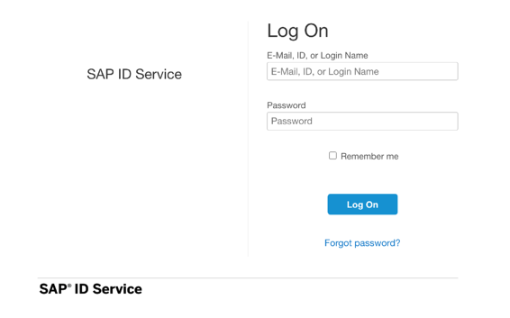 sap-id-service-log-on