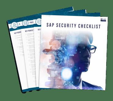 SAP Security Checklist