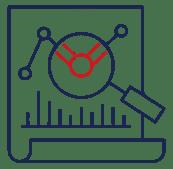 ATPM le ofrece sugerencias automáticas acerca de datos relevantes, lo cual reduce el riesgo y permite que las tendencias se recuperen de manera oportuna