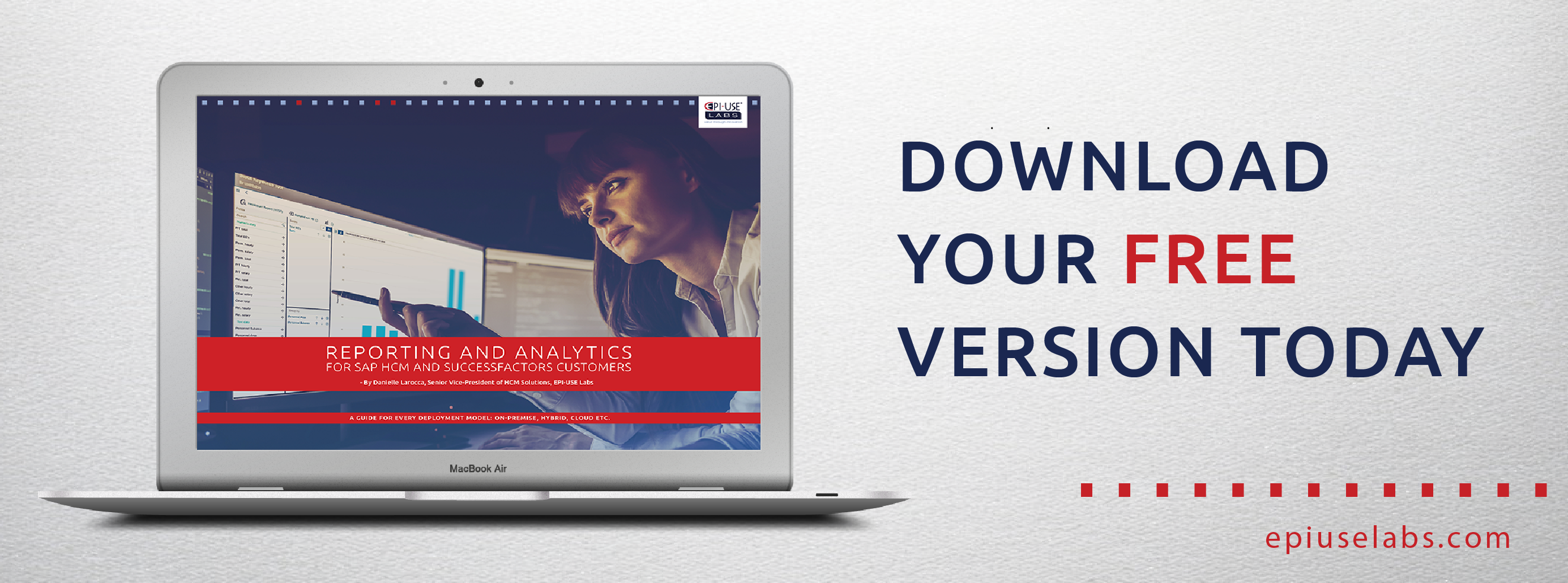 SAP reporting and analytics free ebook