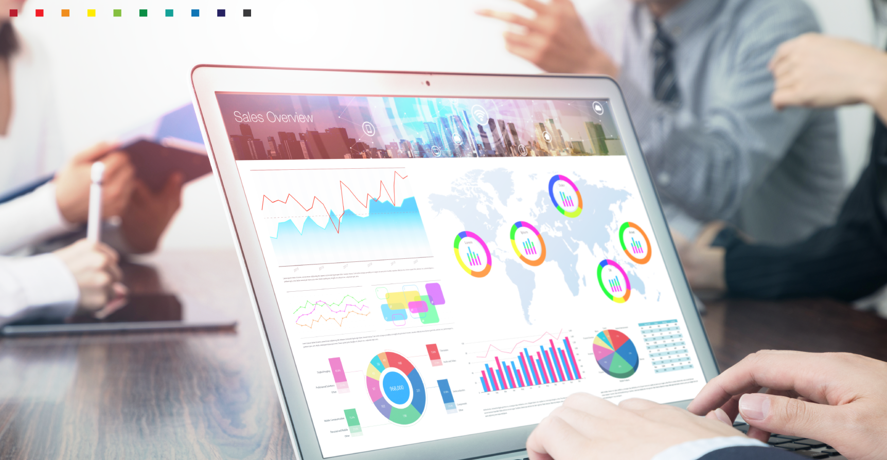 Business Intelligence: making your data work for you
