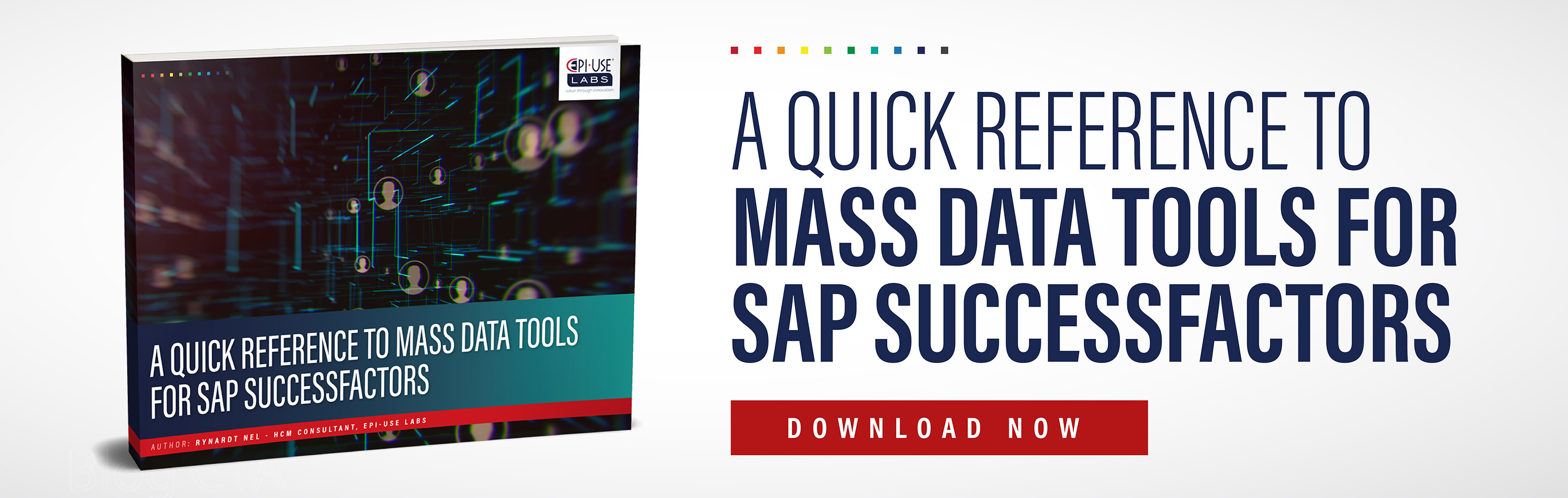 A quick reference to Mass Data Tools for SAP SuccessFactors