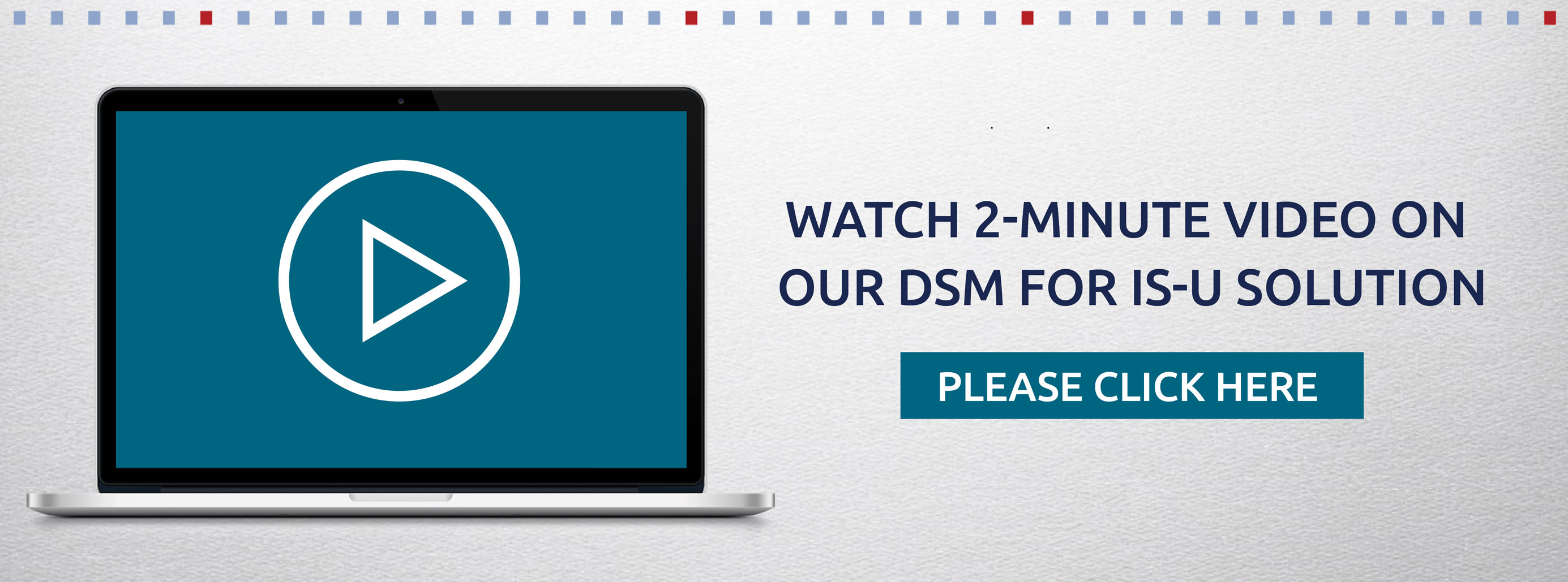 2-Video DSM for IS-U solution CTA