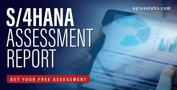 Get your free S/4HANA Assessment Report