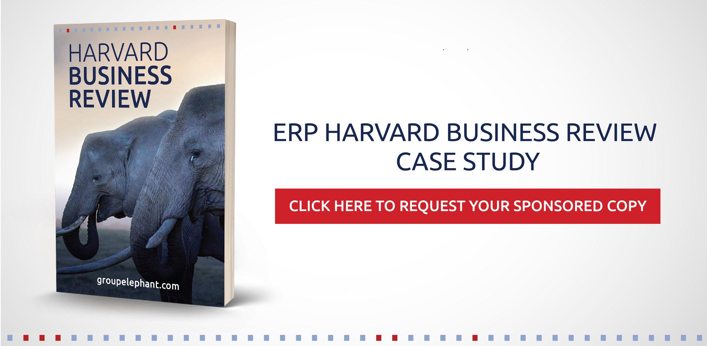 Harvard Business Review CTA