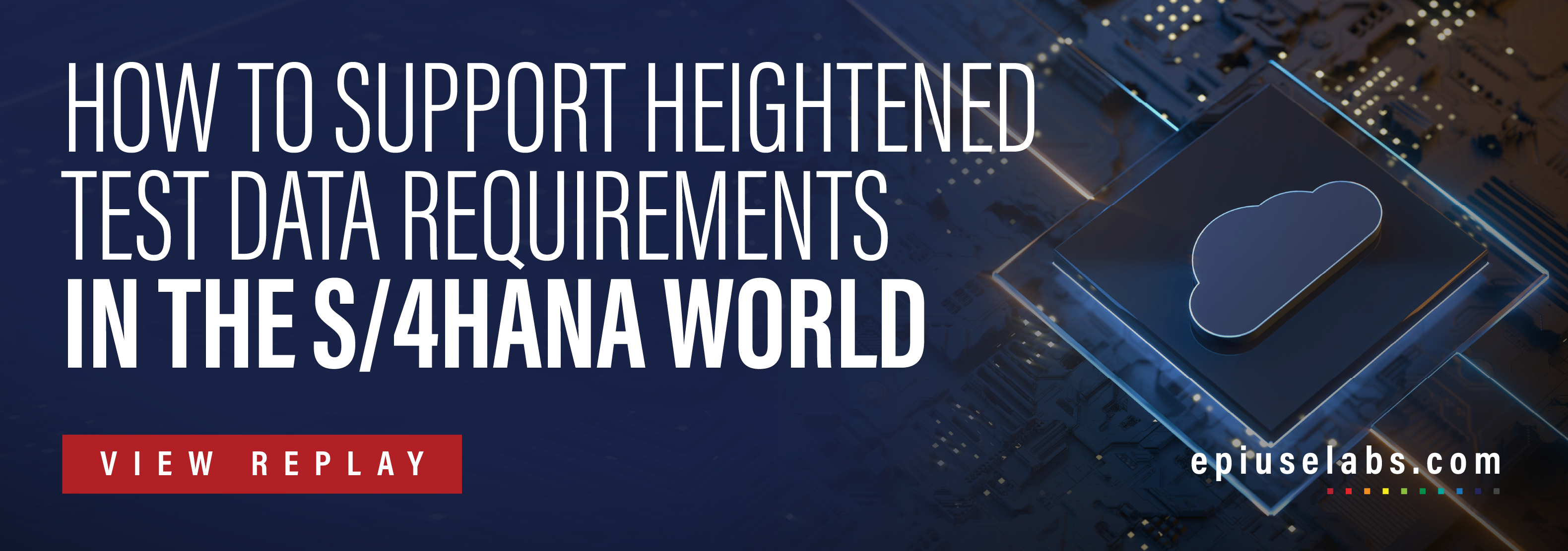 How to support heightened test data requirements in the S4HANA world_CTA