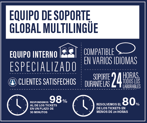 Multi-lingual Global Support Team