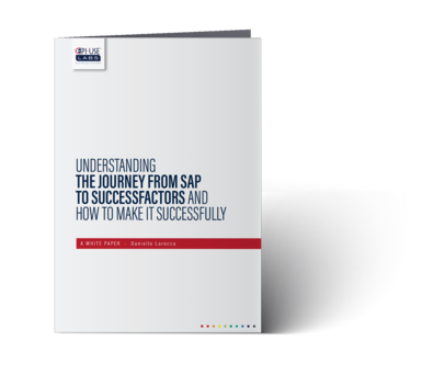 SAP HCM Journey white paper