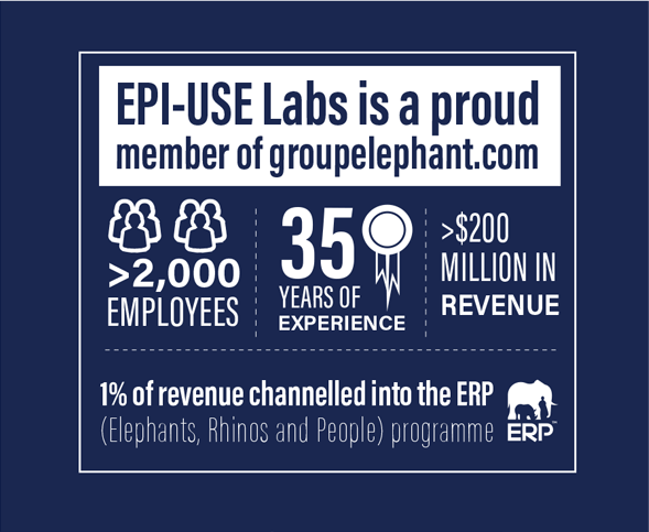 EPI-USE Labs is a proud member of groupelephant.com