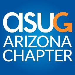 ASUG AZ logo Chapter meeting