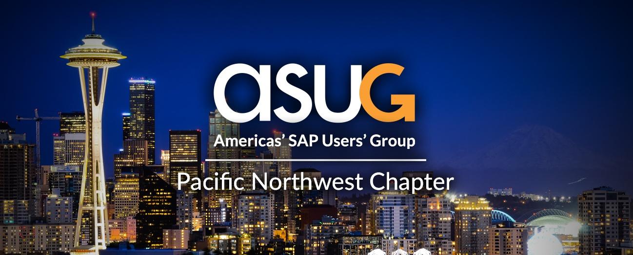 ASUG Pacific Northwest meeting