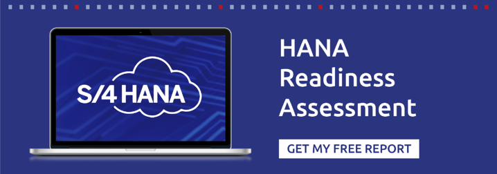 HANA Readiness Assessment report