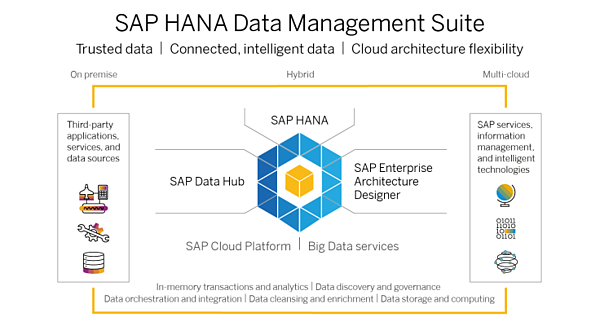 SAP HANA Data Management Suite