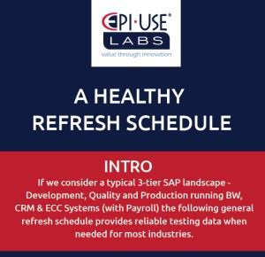 Healthy SAP refresh schedule.jpg