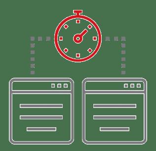Reduzca los plazos de los proyectos gracias a la posibilidad de disponer de sus objetos de BW y sus datos asociados (incluidas las cargas) dentro de los sistemas de prueba de BW.