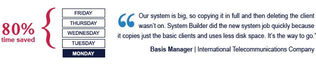 DSM System Builder