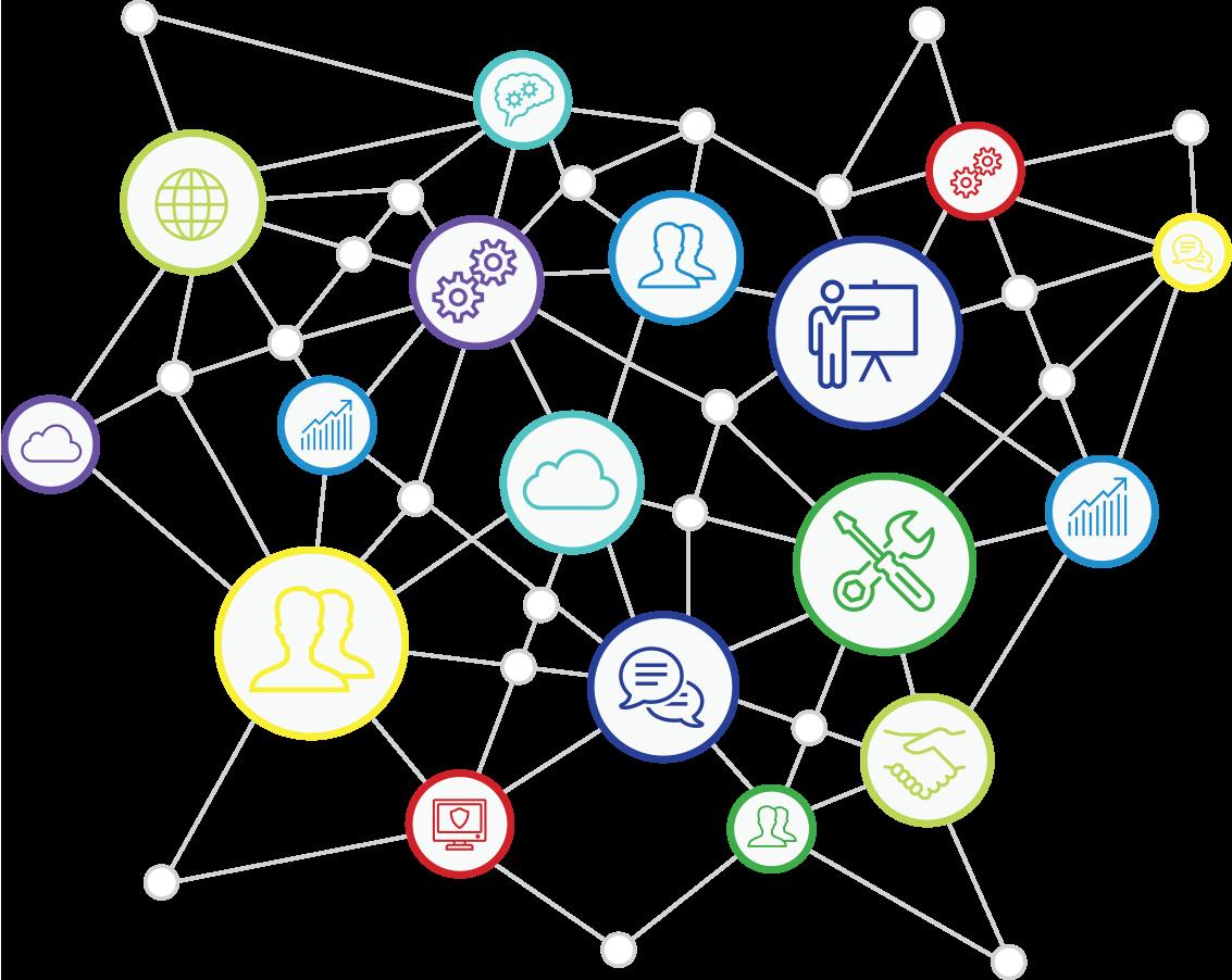 Collaborative online portal