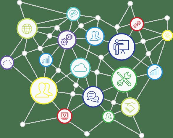 Vivace comunità online, intelligenza condivisa