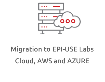 EPI-USE Labs offer Migration to EPI-USE Labs Cloud, AWS and AZURE