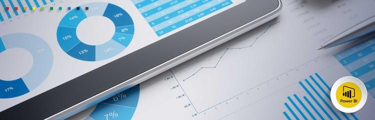 Microsoft PowerBI Blog Header image