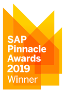 SAP Pinnacle Awards 2019 Winner