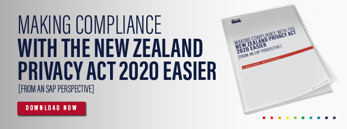 Making compliance with the New Zealand Privacy Act 2020 easier