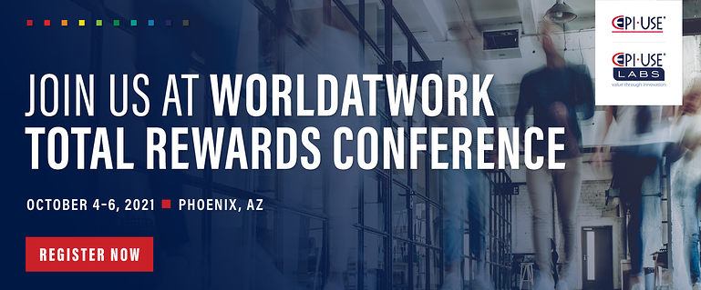 WorldAtWork Total Rewards Conference