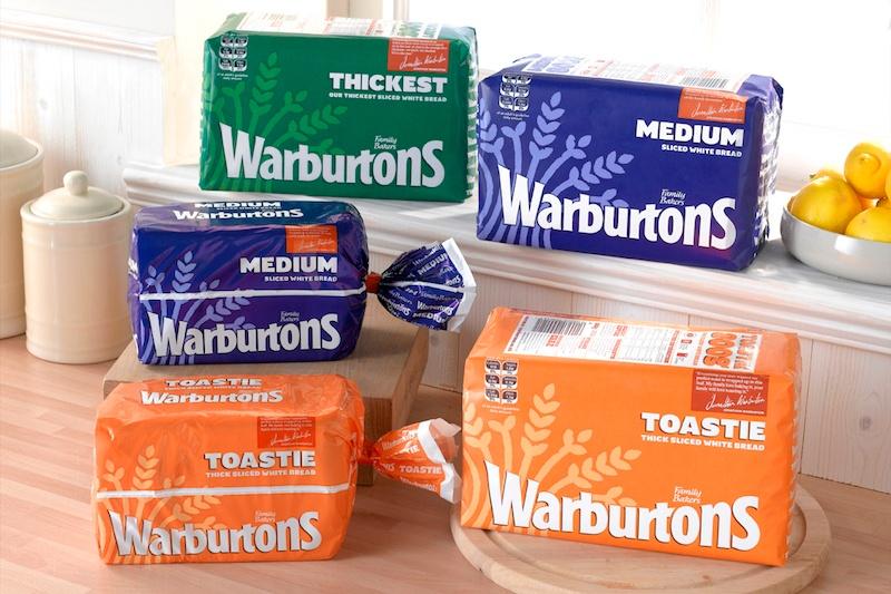 Warburtons Bakery