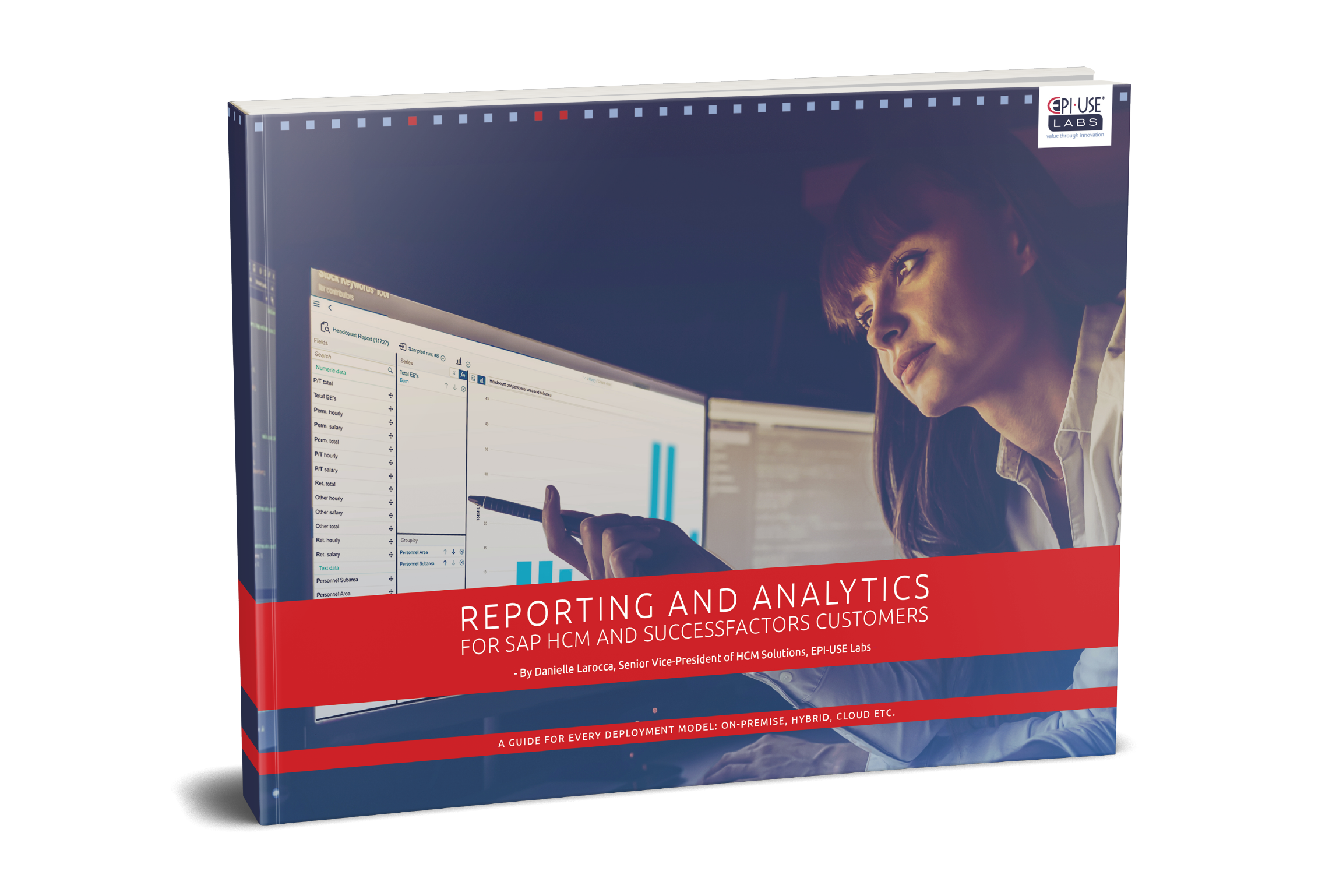 Download ebook: Reporting Options for SAP HCM & SuccessFactors
