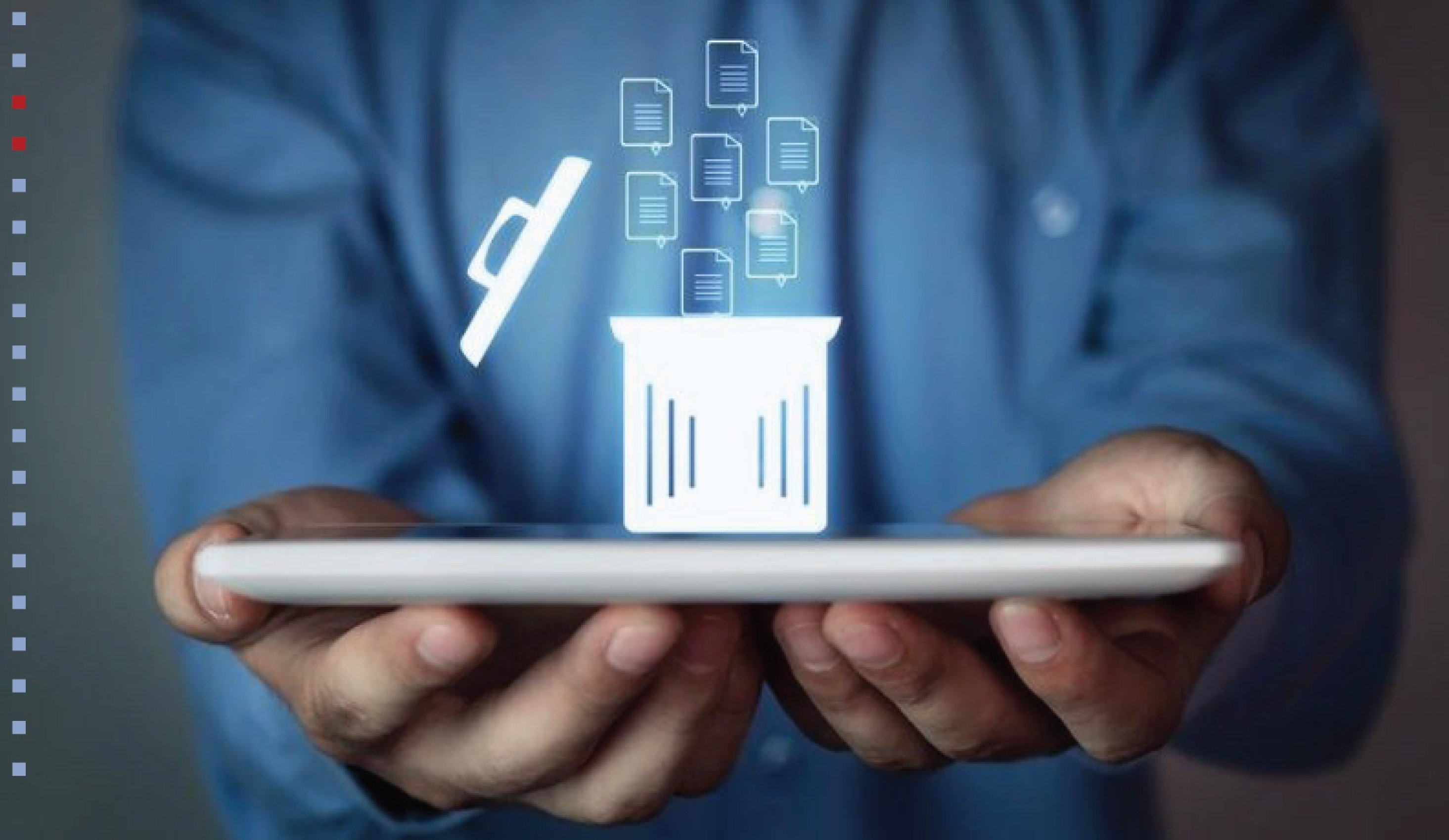Proactive removal of data - now and forever more