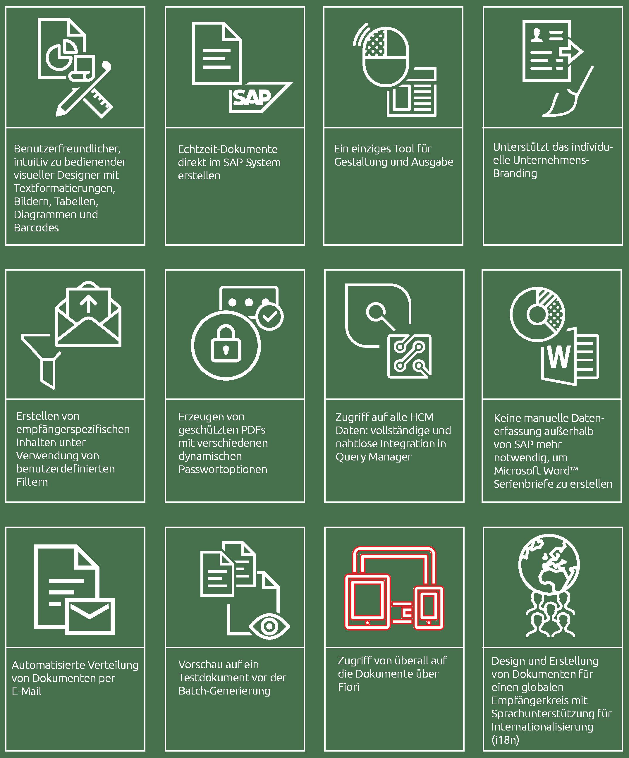 Vorteile im Überblick