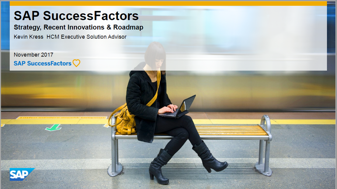 Staying in the Know with Quarterly Updates from SAP SuccessFactors