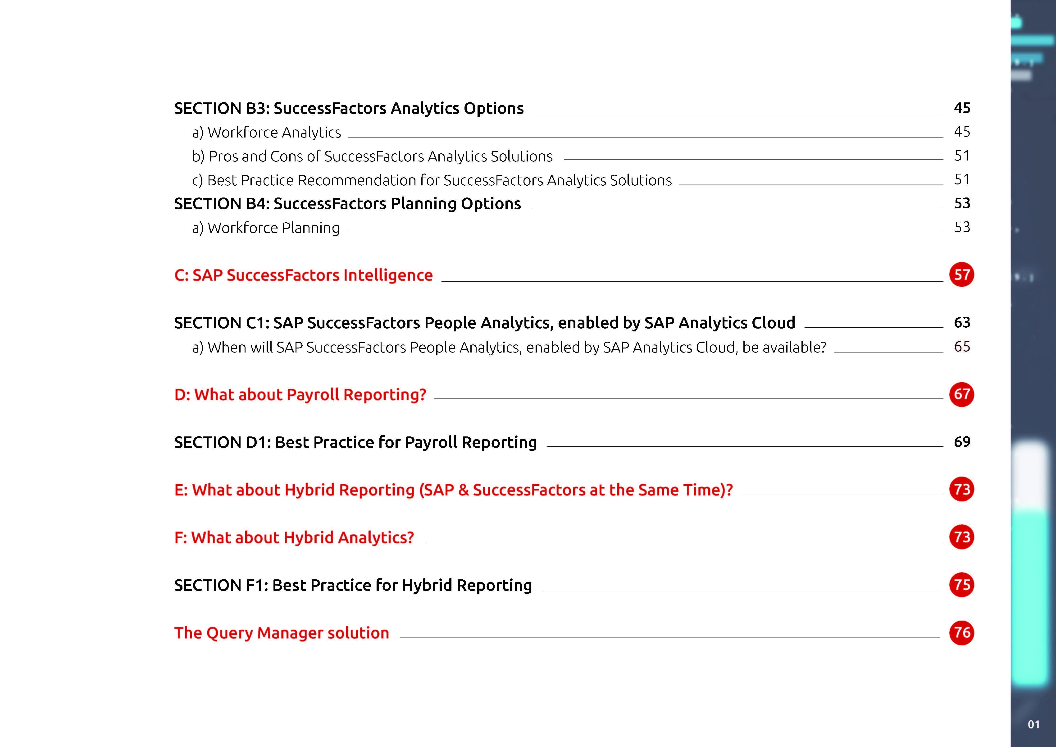 SAP HCM & SuccessFactors customers p3