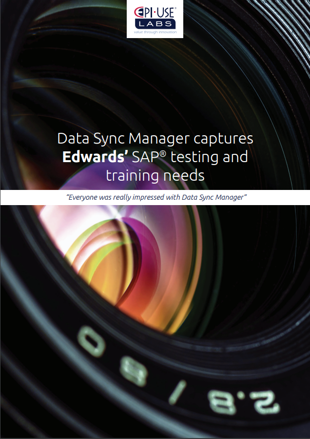 Data Sync Manager Success Story